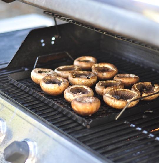 grill-portabellas